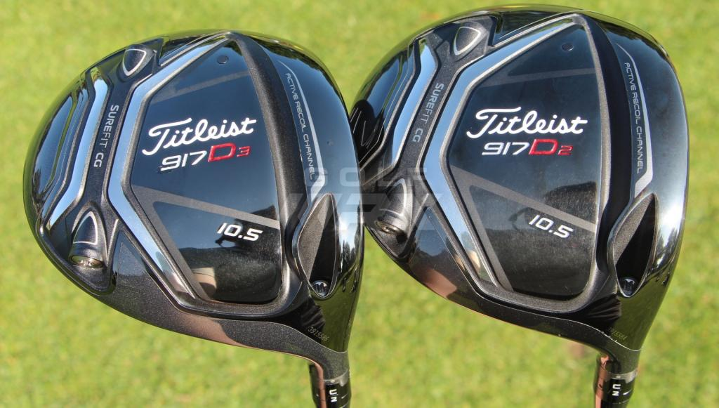 Review: Titleist 917D2 and 917D3 drivers – GolfWRX