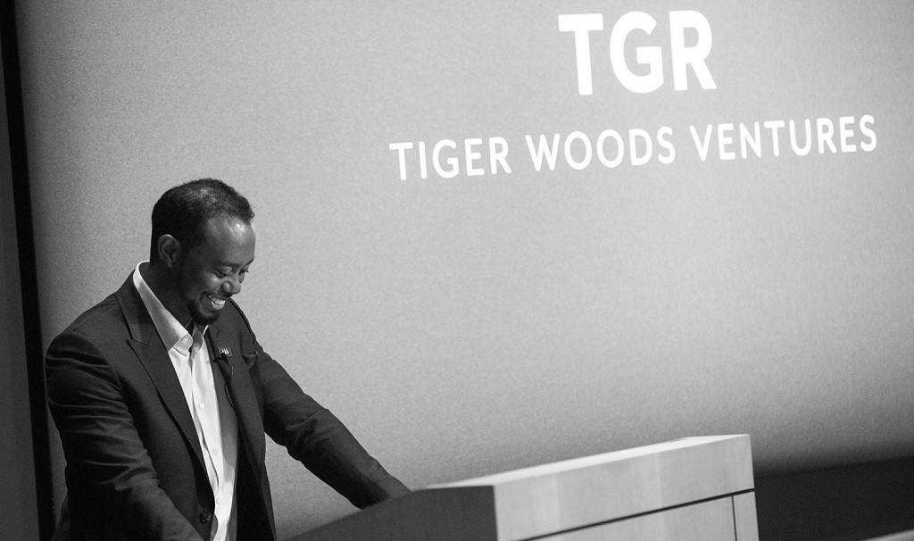 """Tiger launches a new company called TGR, """"could"""" enter the golf ..."""