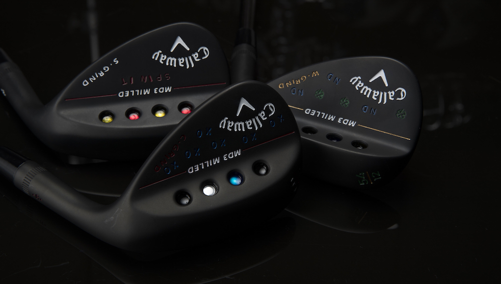 Callaway Wants You To Mack Out Its Daddy 3 Wedges