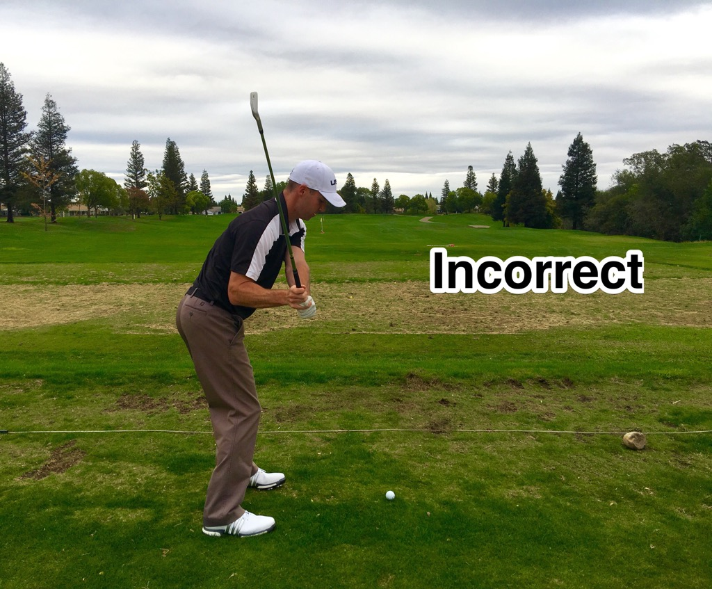 Trying to clear your hips could be hurting your golf swing