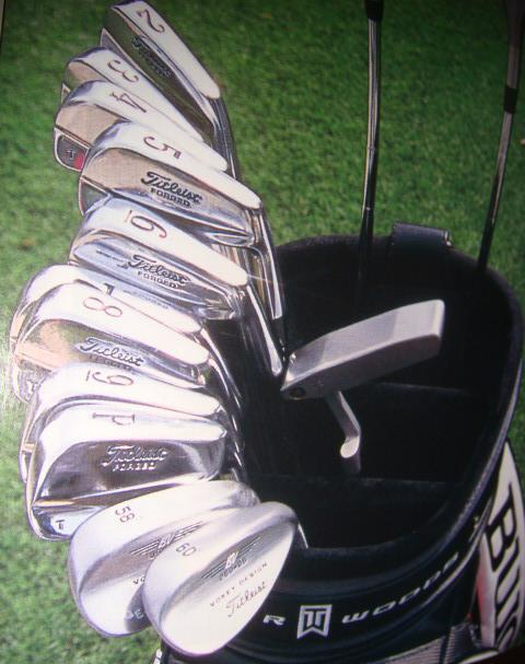 TigerTitleistIrons