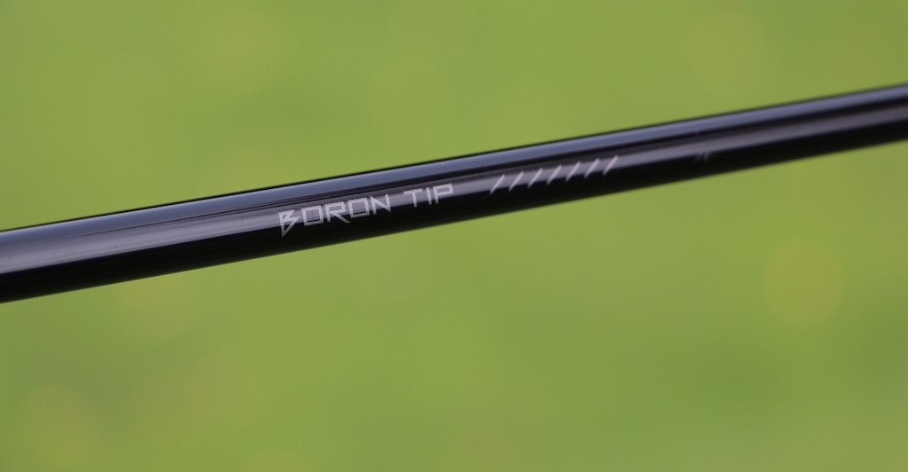 The addition of boron helps MRC make the tip of Tensei CK Pro White shaft stiffer and lower in torque.