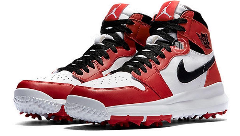 all air jordan golf shoes