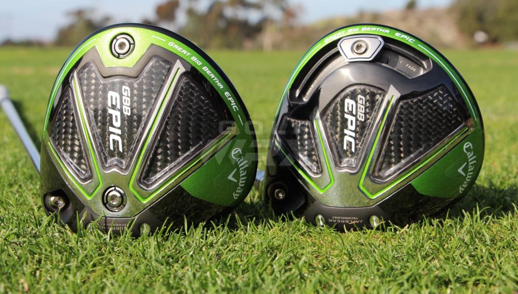 Review Callaway Gbb Epic And Sub Zero Drivers