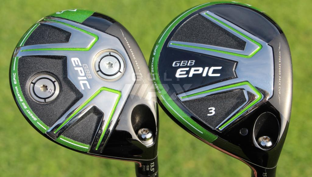 Callaway GBB Epic and Epic Sub Zero Fairway Woods: What you