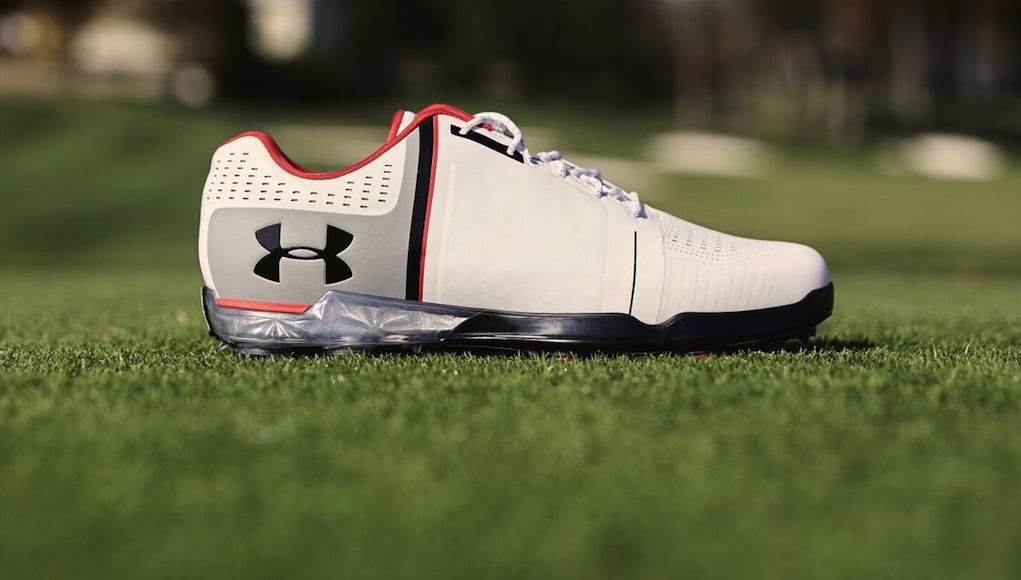 Under Armour launches new Spieth One