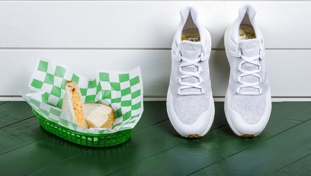 "innovative design f6f3c a5197 Adidas to sell limited-edition ""Pimento Cheese"" golf shoes"