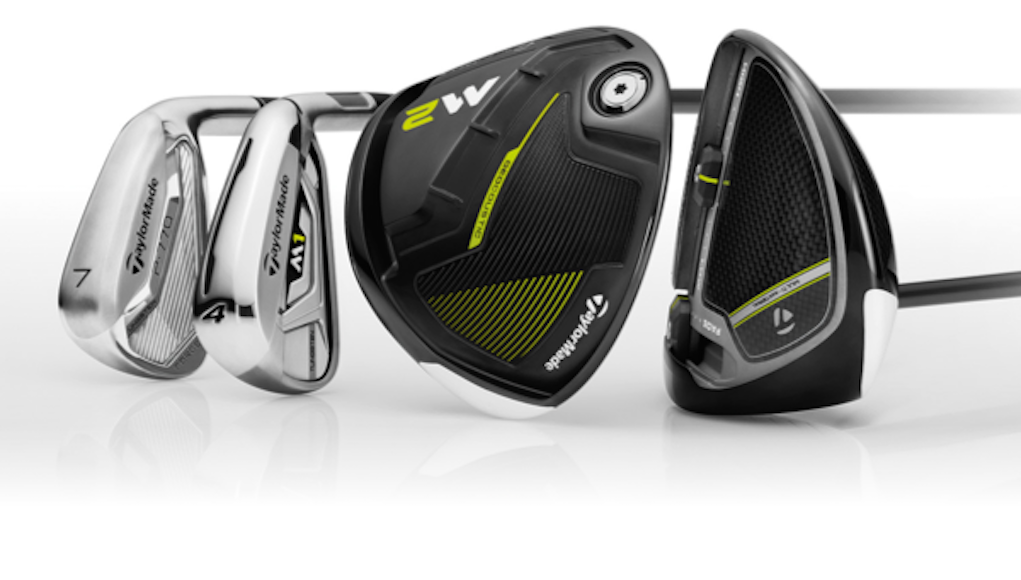 new golf clubs 2018 taylormade