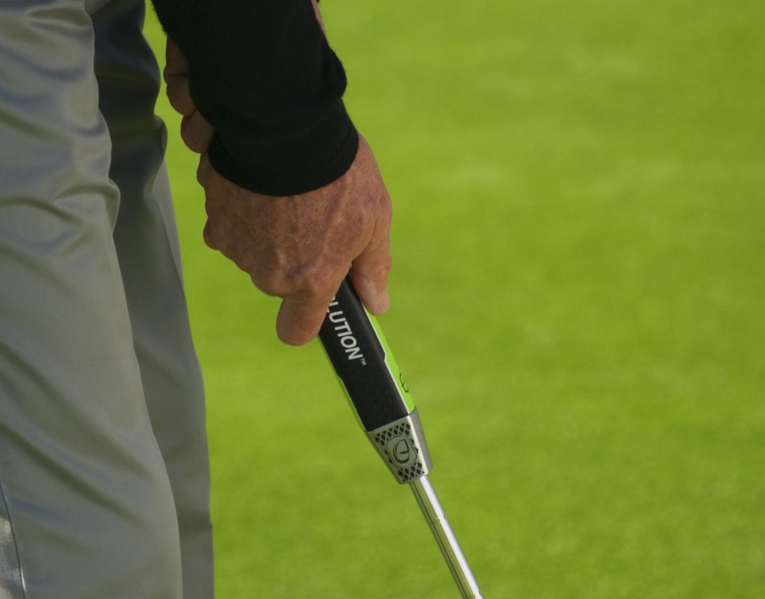 Lamkin Flat Cat Solution A Grip Designed With The Yips In