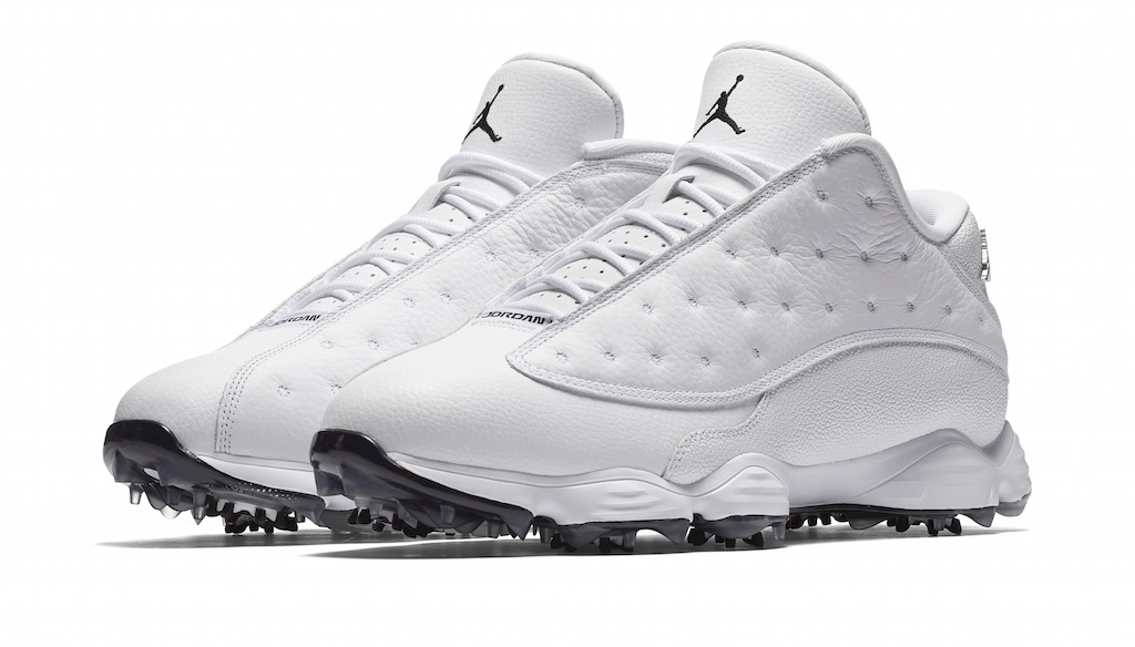 official photos 0927d 696ce Air Jordan 13 Golf White Black 3 69267