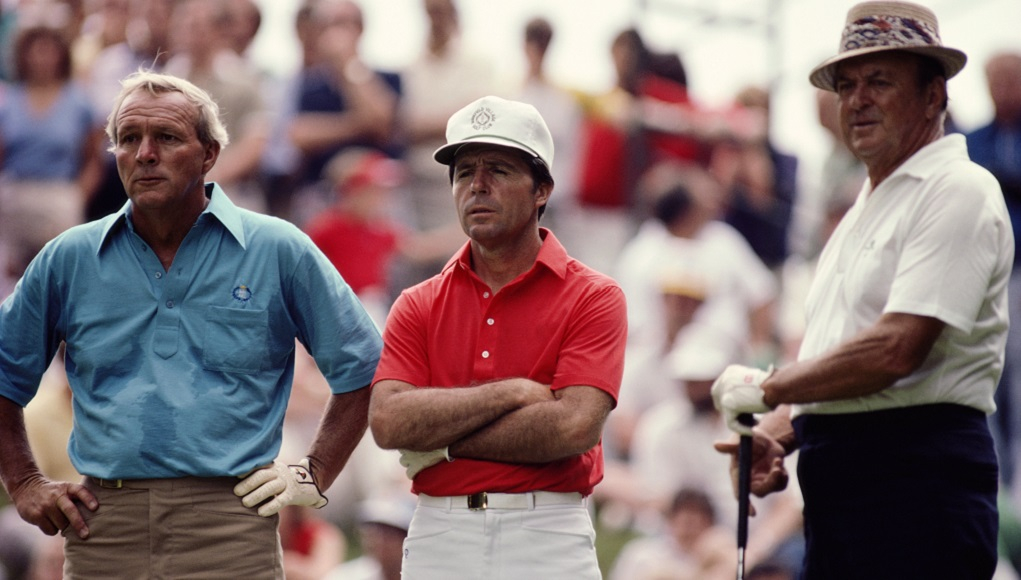 a4dbad7d FTF: Who is the 3rd-greatest golfer of all time? – GolfWRX