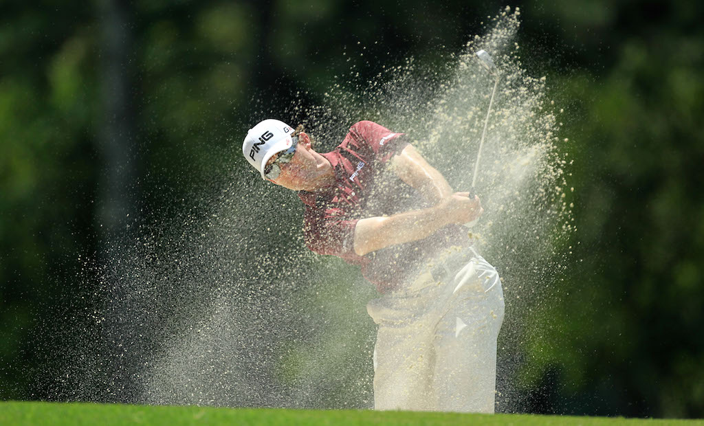 Jertson competed in the 2011 PGA Championship at Atlanta Athletic Club.