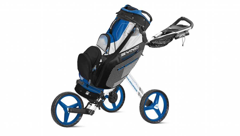 Review Sun Mountain Sync Cart Bag And Sd Gt