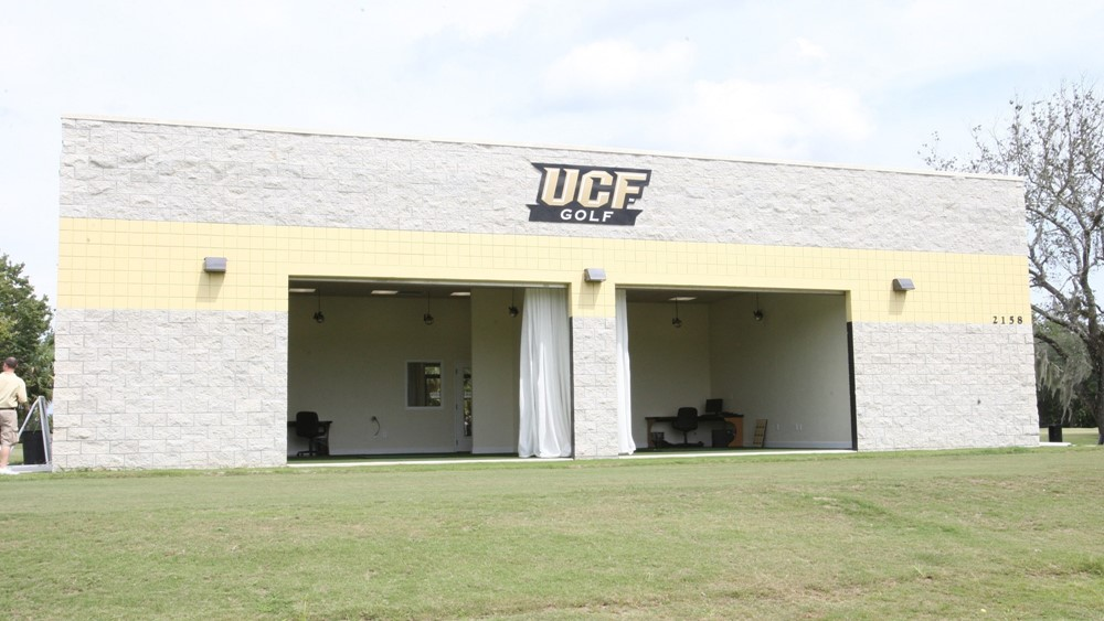 Practice Facility at the University of Central Florida