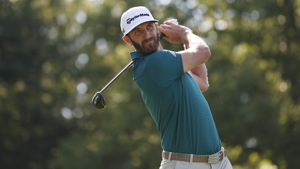 Dustin Johnson is the 2017 U.S. Open favorite.
