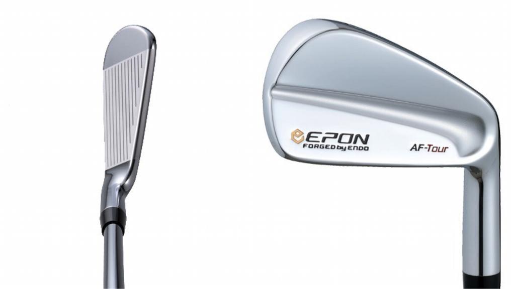 Epon AF Tour Irons.