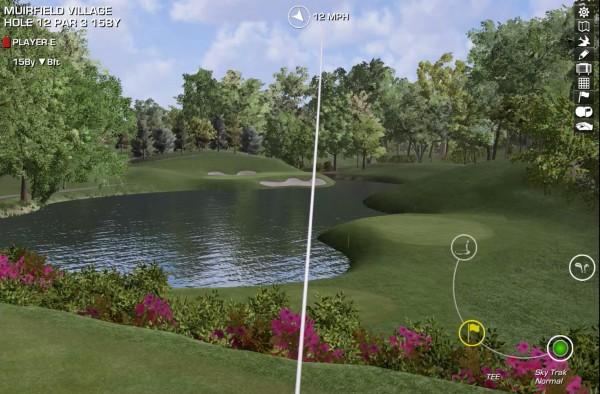 Jack Nicklaus Perfect Golf SkyTrak Partner