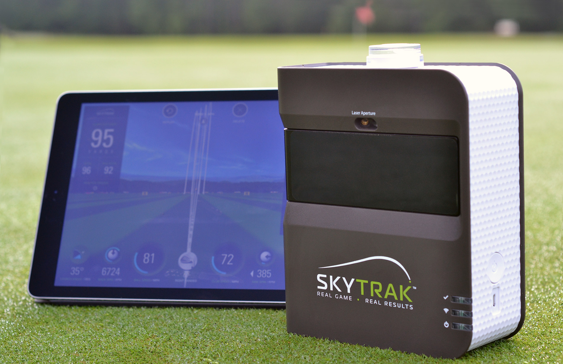 SkyTrak Personal Launch Monitor