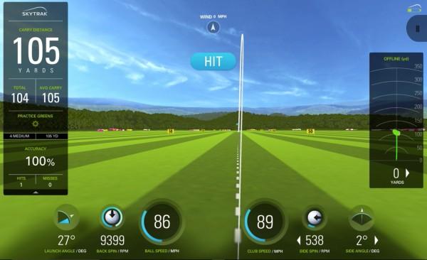SkyTrack Driving Range