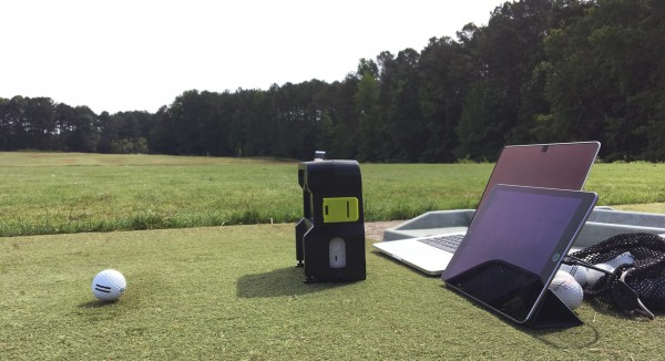 SkyTrak Range Testing