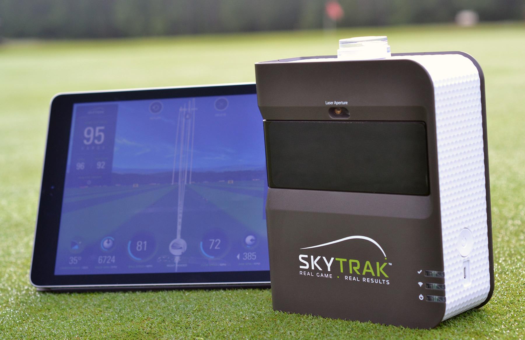 SkyTrak Personal Launch Monitor