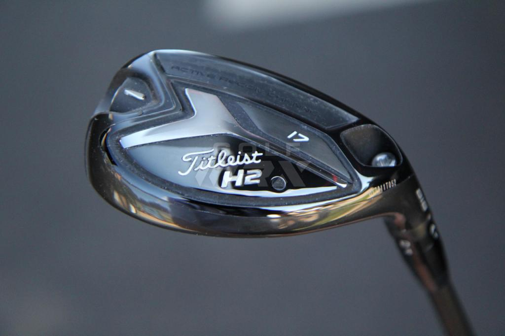 Titleist Reveals New 818h1 And 818h2 Hybrids Golfwrx