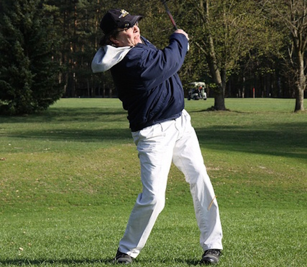 Bad-Golfer