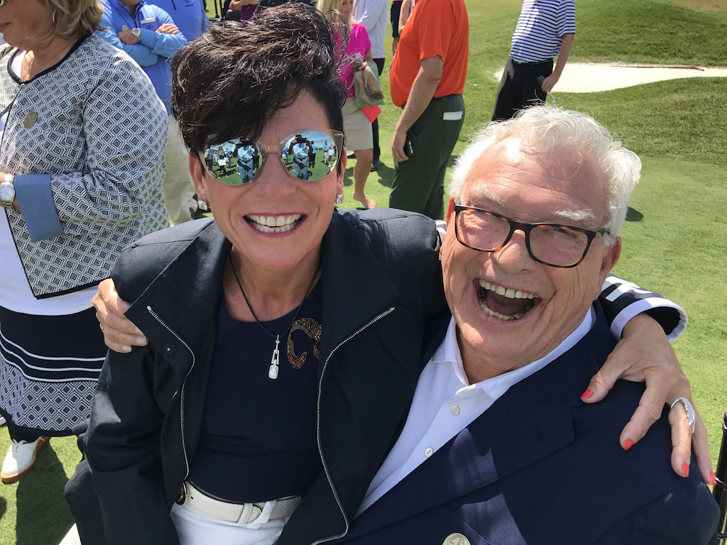 John Daly Can Still Make 84 Lumber Founder Joe Hardy Smile