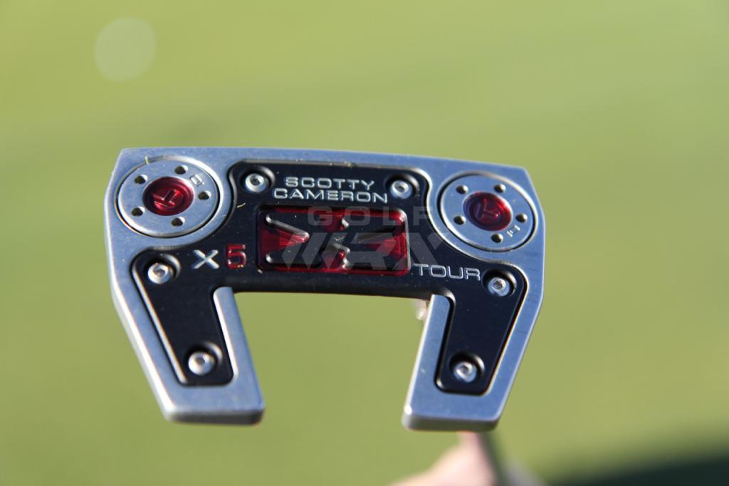 Justin Thomas Inspires Scotty Cameron S New Futura 5 5m Putter Golfwrx