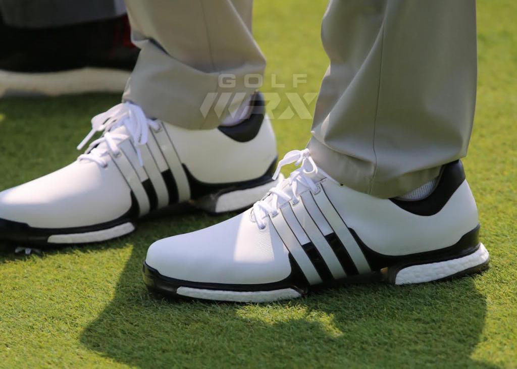 Spotted: New Adidas Tour360 golf shoes