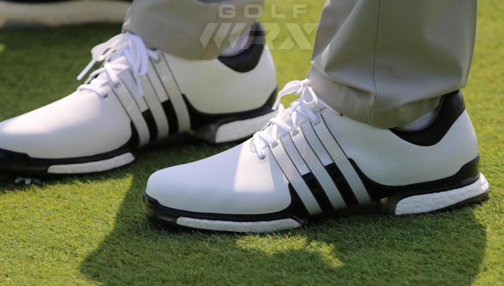 Spotted New Adidas Tour360 Golf Shoes Golfwrx