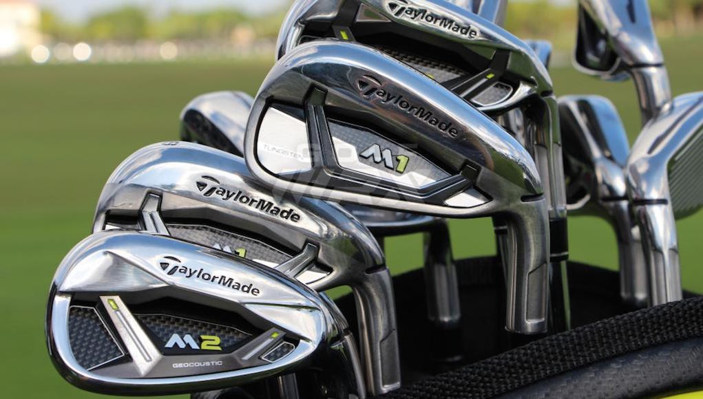 Golfwrx Member Reviews Taylormade 2017 M1 And M2 Irons