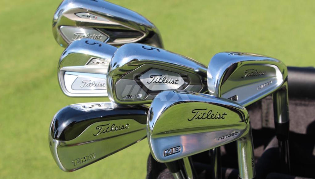 """Titleist's 718 Irons Offer Endless Possibilities, """"Surprising"""" AP3"""