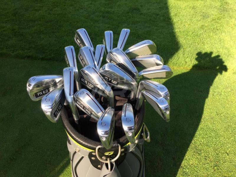 These P-790 irons are ready for GolfWRX Testing.