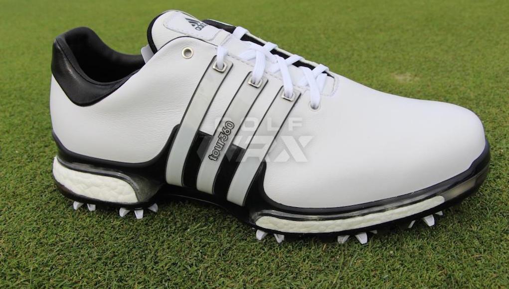 Adidas' new Tour360 golf shoes have Dustin Johnson's fingerprints ...