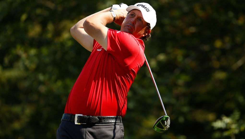 Phil Mickelson Callaway
