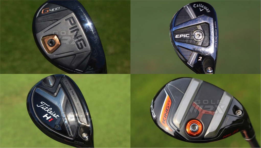 Golfwrx Members Choice The Best Hybrids Of 2017