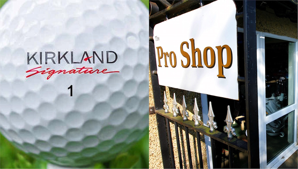 Costco K Sig Golf Ball Buyers Don T Forget Who You Re Hurting
