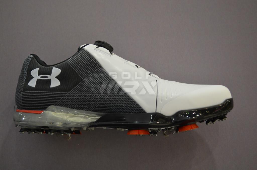 1b666865975 Under Armour s new Spieth 2 golf shoes (2018 PGA Show) – GolfWRX