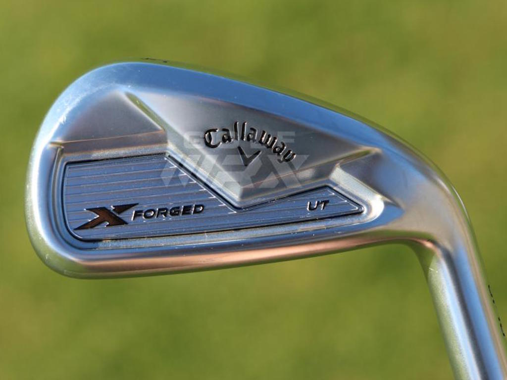 Callaway Launches A New X Forged Ut Driving Iron