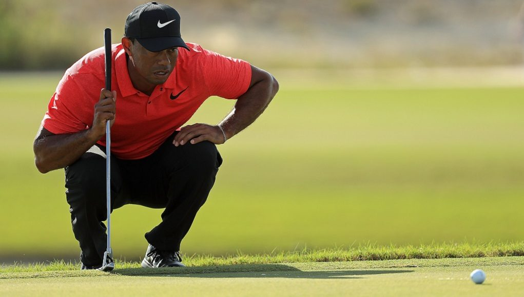 6c35f2e40a4fee The Tiger Woods Ping putter grip romance finally has the write-up it  deserves