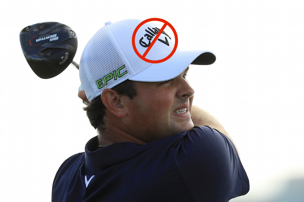 ef7e9402 Patrick Reed signs with Nike Golf, is no longer on staff with Callaway –  GolfWRX