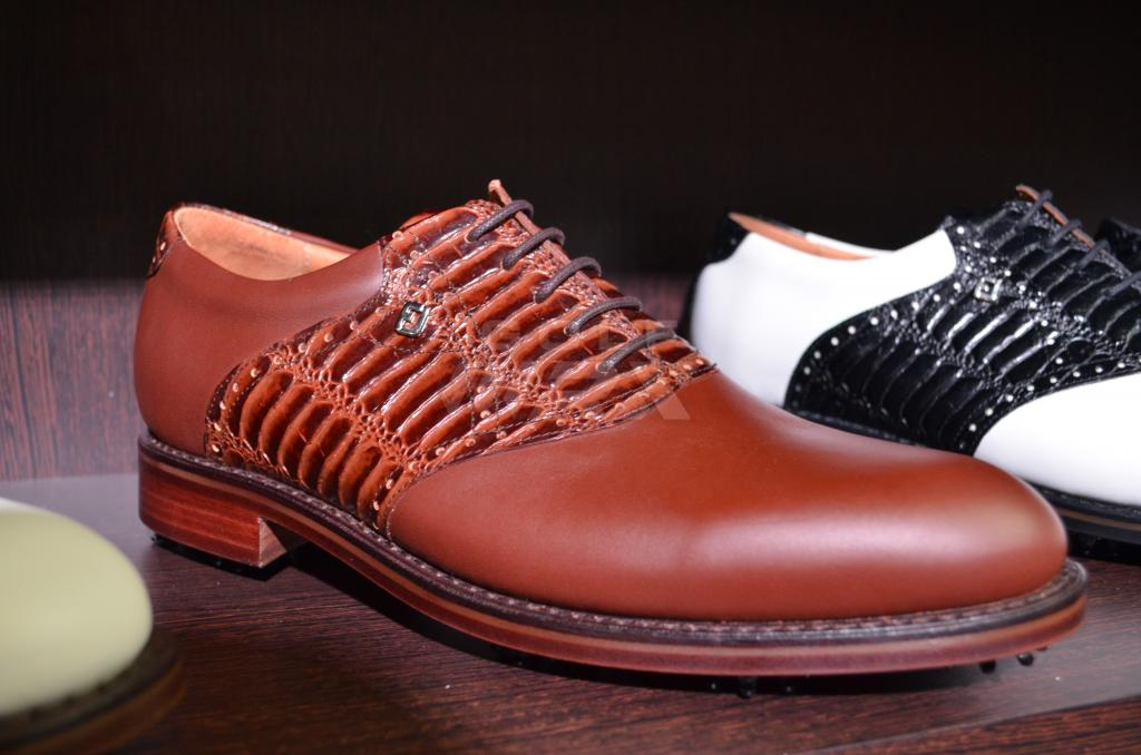 FootJoy's new 1857 shoes and apparel