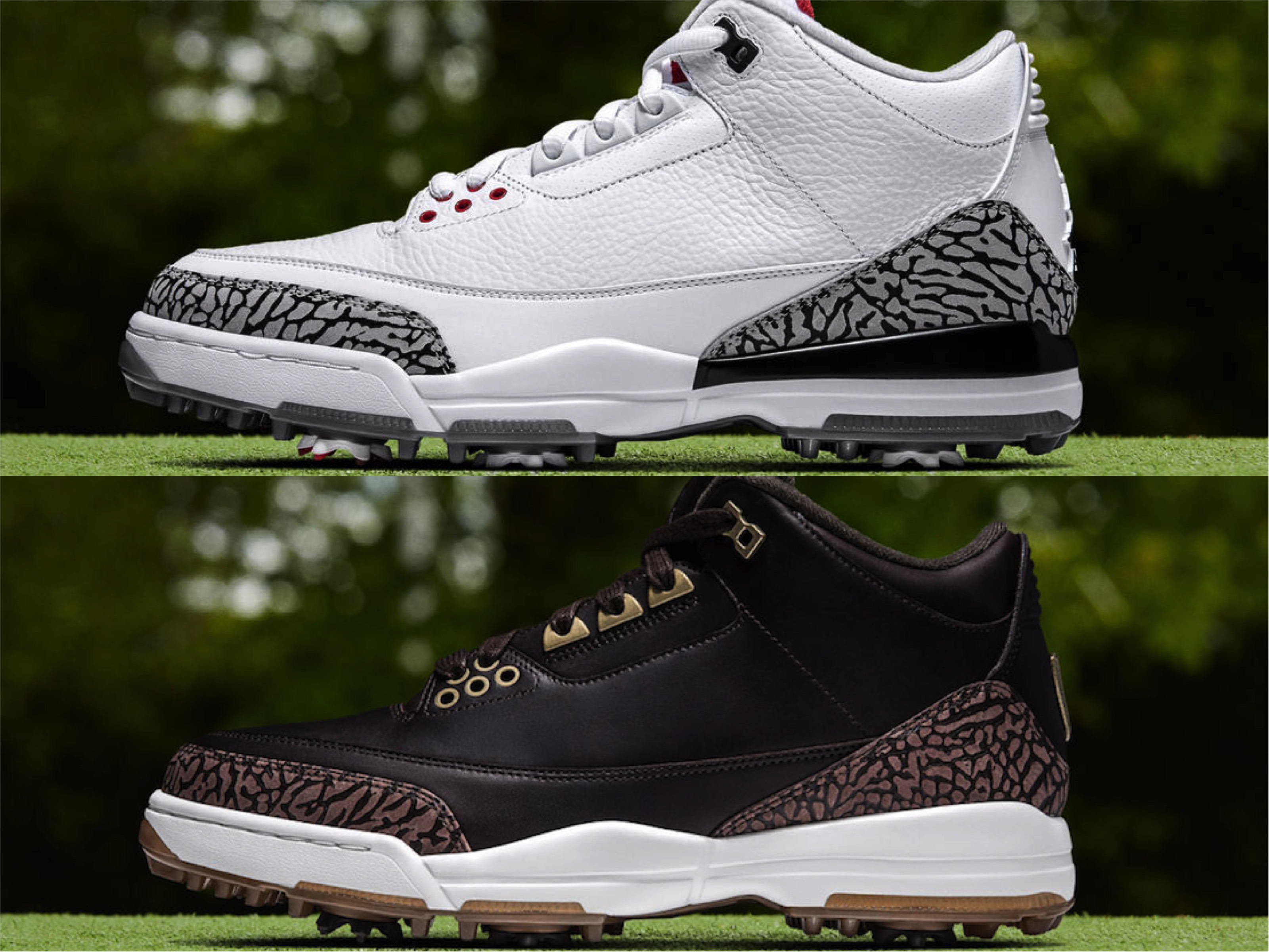 Nike to release air jordan iii golf shoes on feb 16 golfwrx - Photos of all jordan shoes ...
