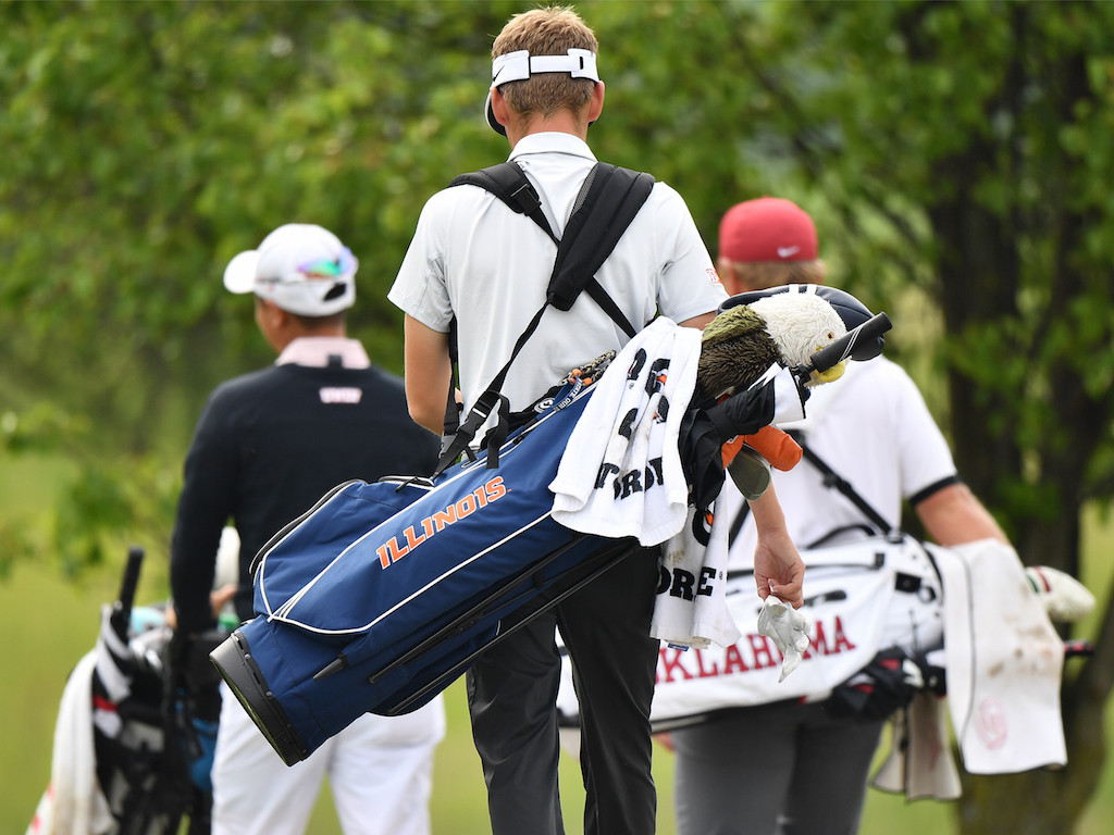 b93cbd386b0 What equipment are college golfers using  We polled 61 coaches to find out…