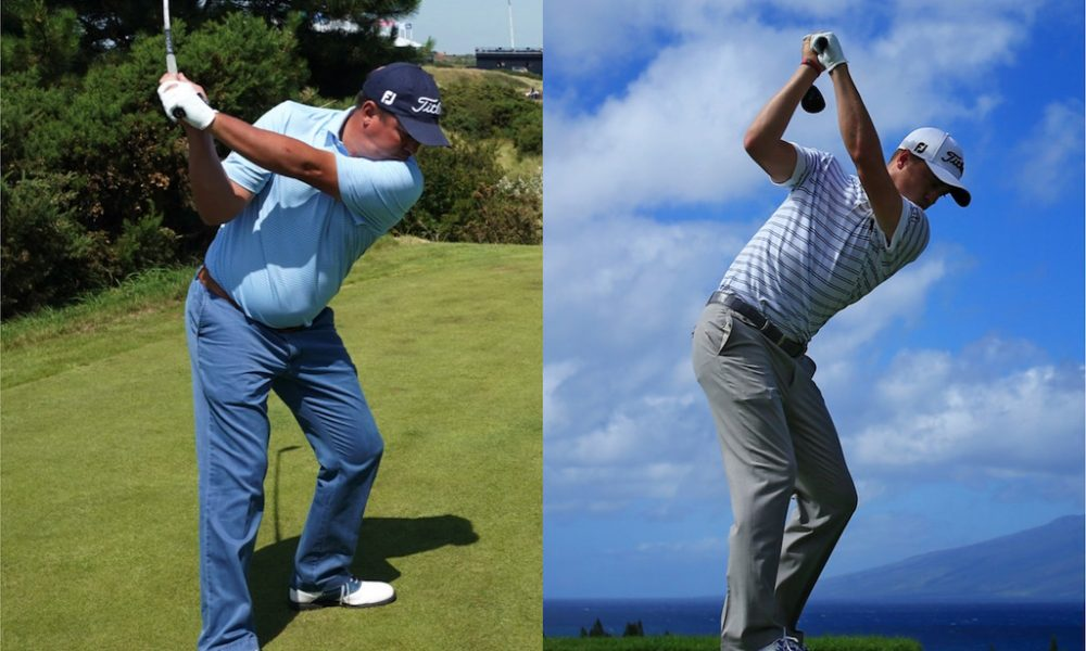 The Pros And Cons Of High Vs Low Hands At The Top Golfwrx