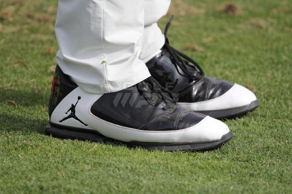 Fellow PGA Tour player, and pick-up basketball teammate Keegan Bradley also  wears Jordan brand golf shoes. Unfortunately for sneaker heads and golfers,  ...