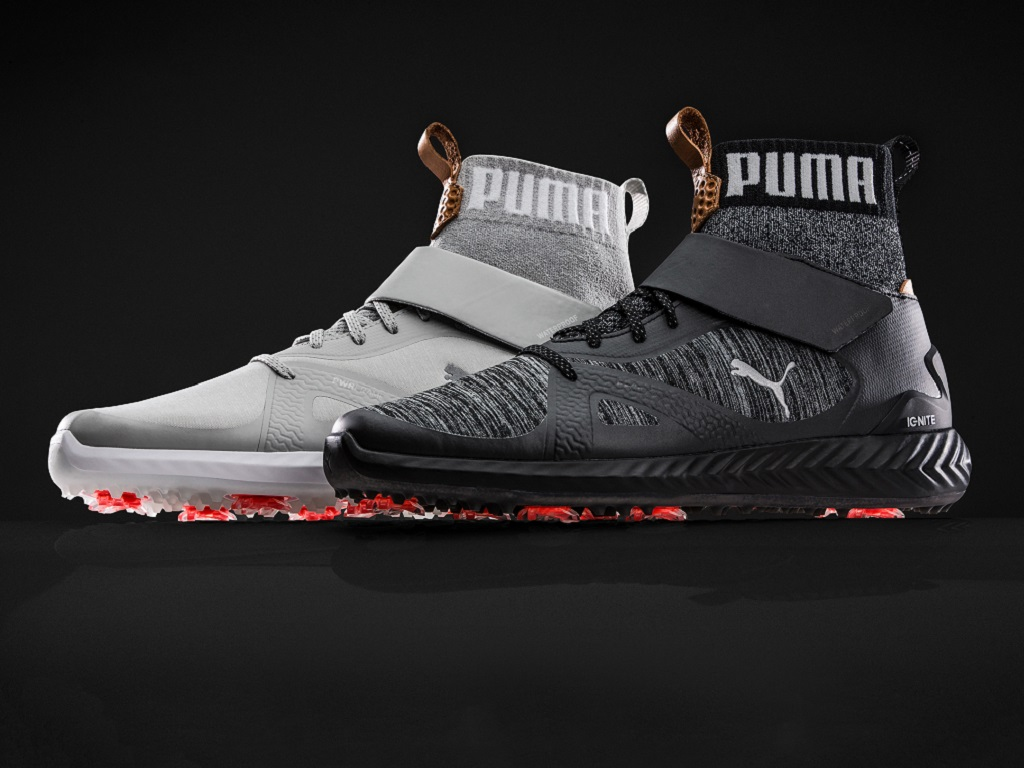 finest selection 57619 face5 Puma Golf introduces new Ignite PWRADAPT Hi-Tops – GolfWRX