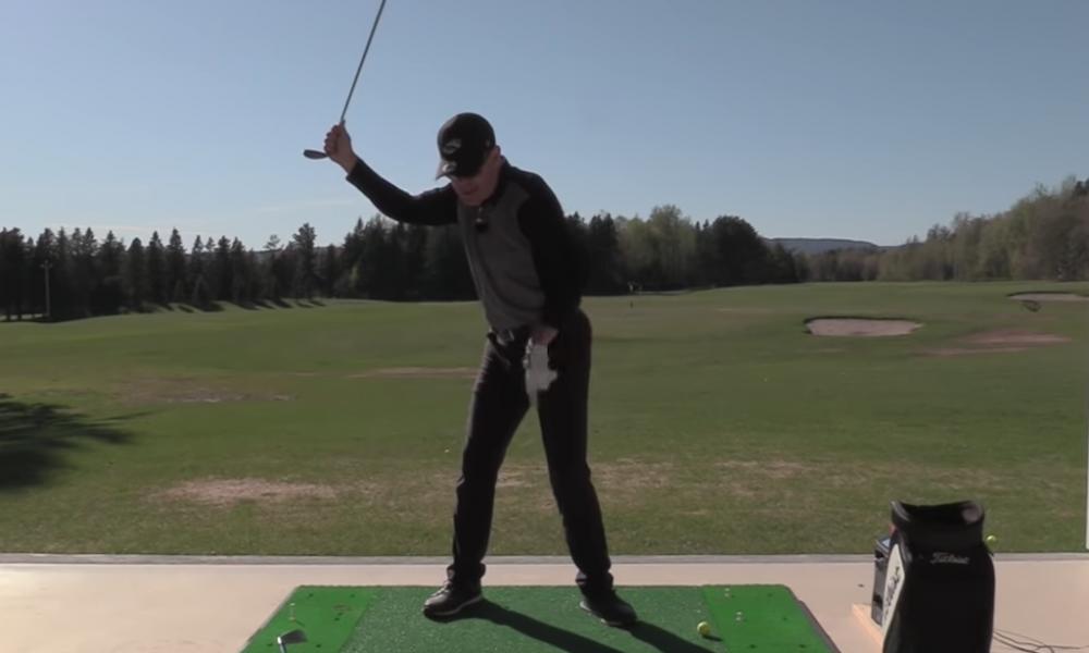 Learn Sergio Garcia And Jordan Spieth S Backhand Golf