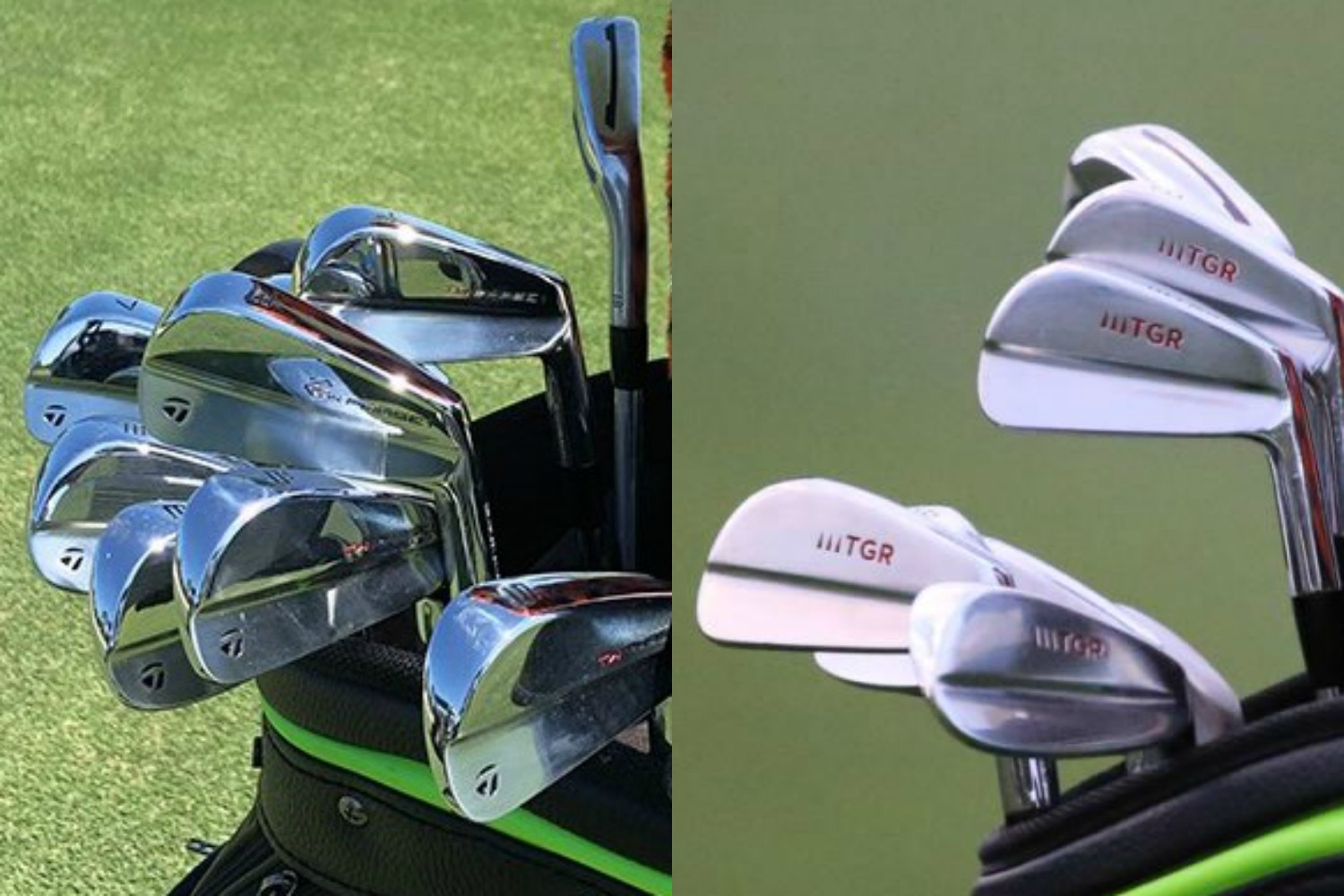 Taylormade Comments On Tiger S New Tw Phase 1 Irons Golfwrx